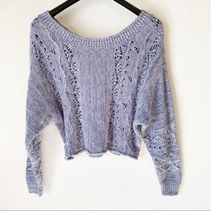 Melrose and Market Knit Sweater